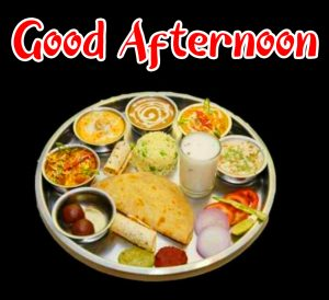 Best Indian Lunch Good Afternoon Picture
