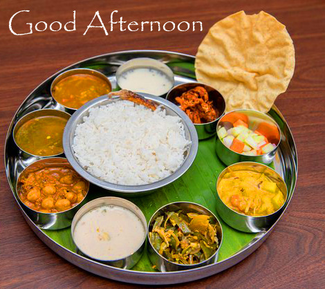 Famous Lunch Good Afternoon Picture