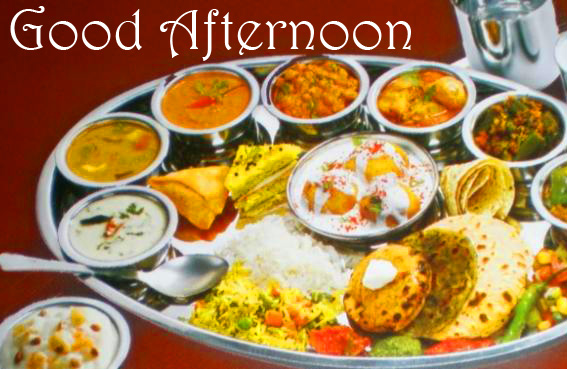 Good Afternoon Indian Lunch Picture HD
