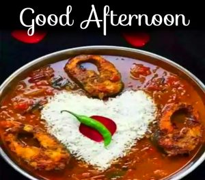 Good Afternoon Love Lunch Image