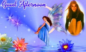 Good Afternoon My Friend Angels Picture