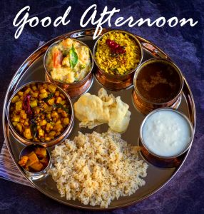 Jain Good Afternoon Lunch Image