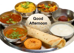 Lunch Best Good Afternoon Image