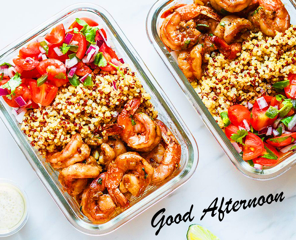 Non Veg Lunch Good Afternoon Photo HD
