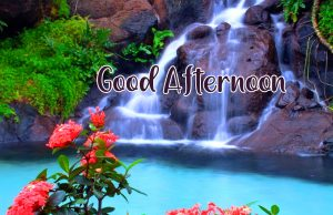Scenery Lovely Good Afternoon Wallpaper