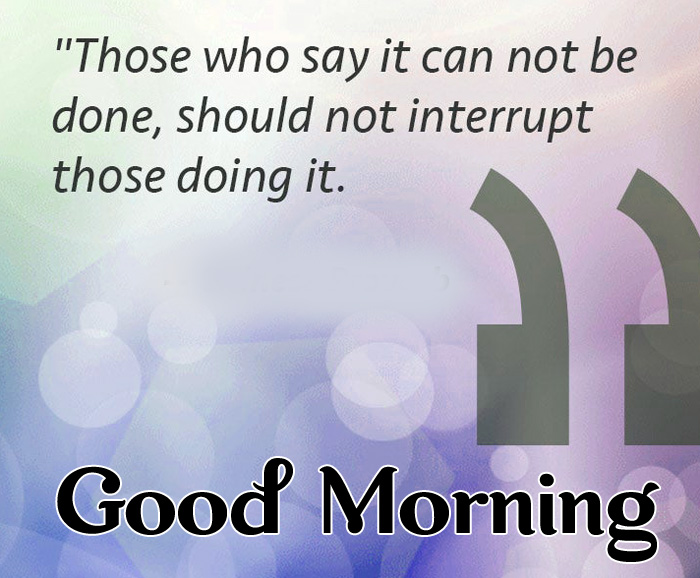 latest Good Morning Motivational text man images hd